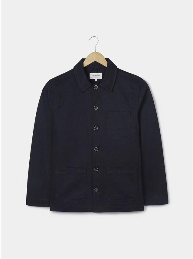 Navy Chore Jacket