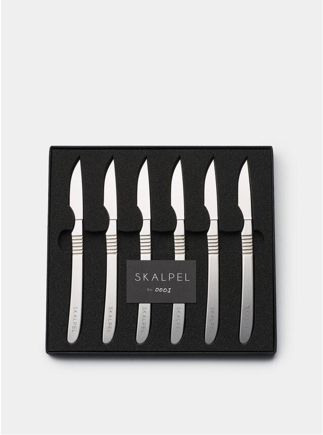 Set of Six Skalpels