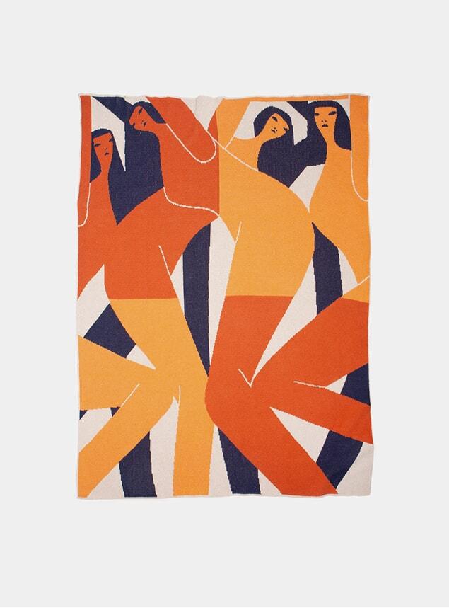 Molina Knit Blanket