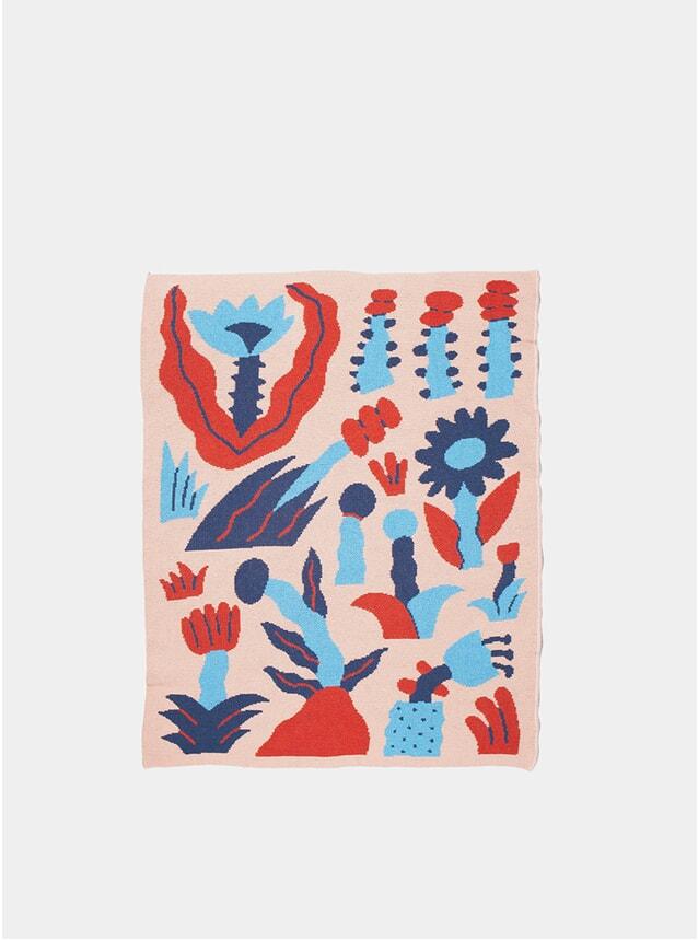 Wonderland Mini Blanket