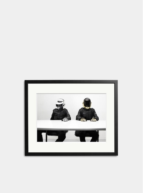 Daft Punk, Paris 2007 Photograph