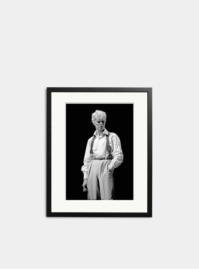 David Bowie 1983  Photograph
