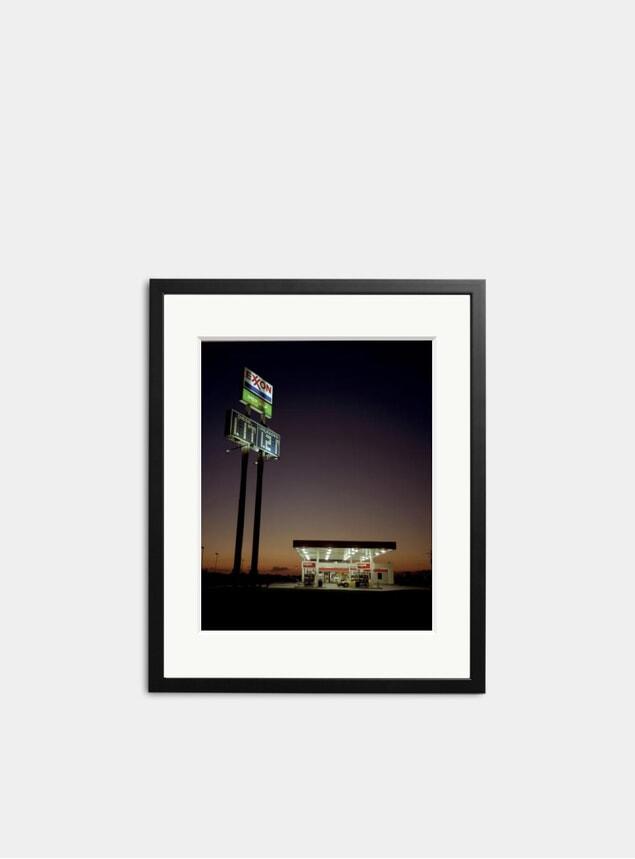 Exxon Photograph