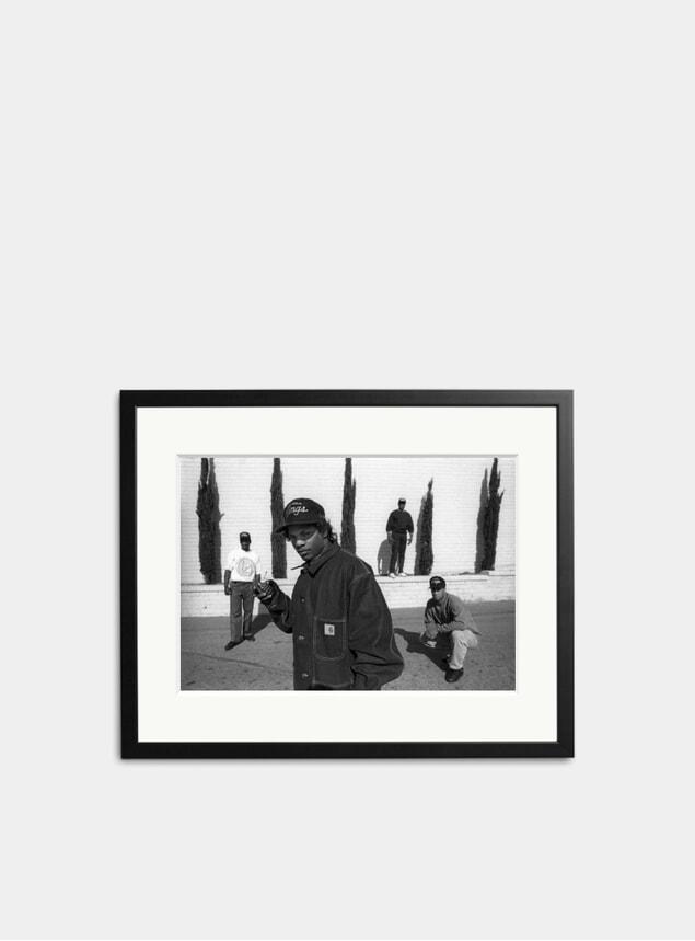 N.W.A Compton, 1990 Photograph