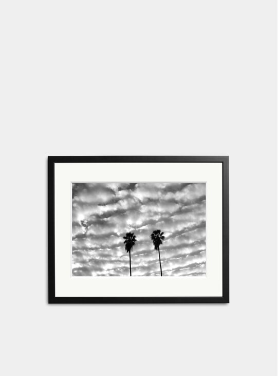 Venice Clouds Photograph
