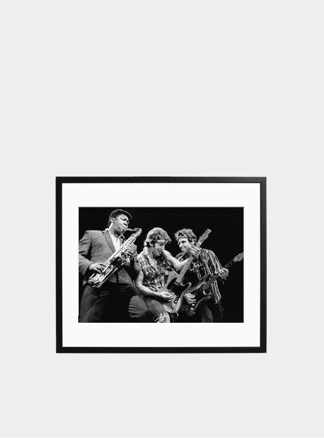 Bruce & The Boys Photograph