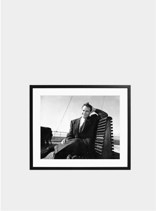Marlon Brando, 1954 Photograph