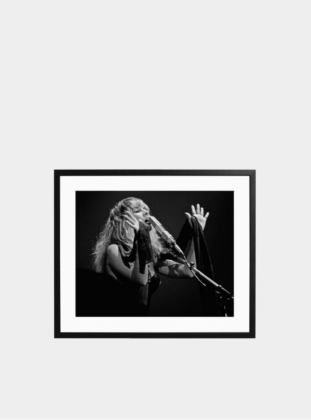 Stevie Nicks, 1977 Photograph