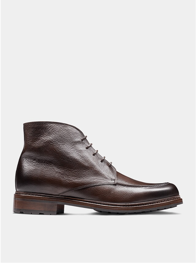 Brown The Eighth Son Derby Boots