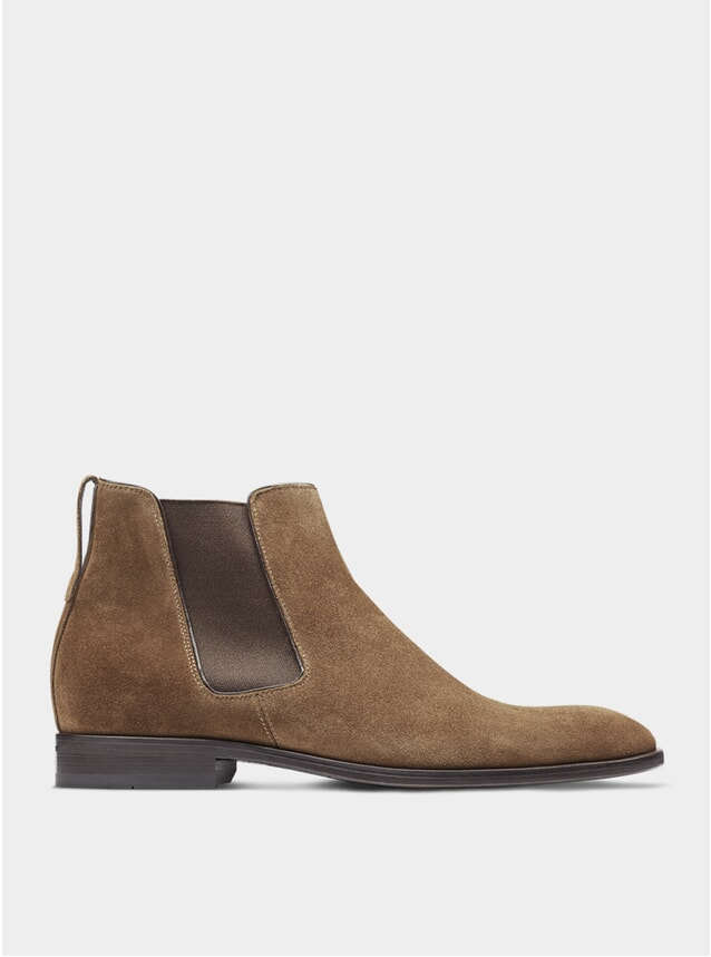 Tobacco The Fourth Son Chelsea Boots