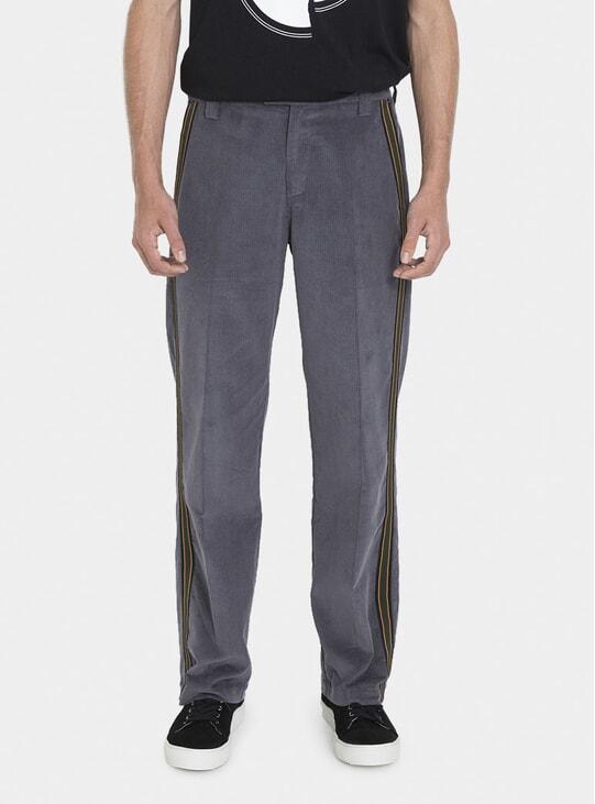 Grey Greco Pants