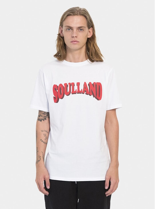 White Ozzel T-Shirt