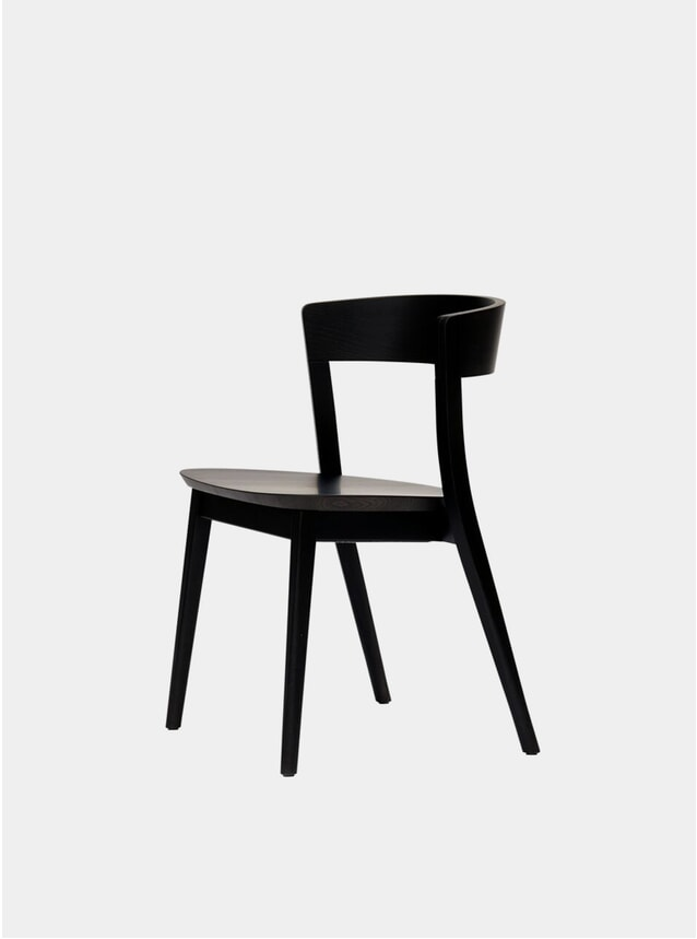 Black Ash Clarke Dining Chair