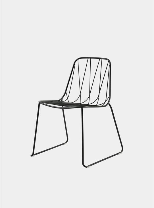 Black Chee Chair
