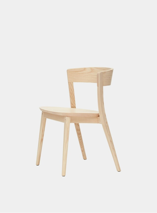 Natural Ash Clarke Dining Chair