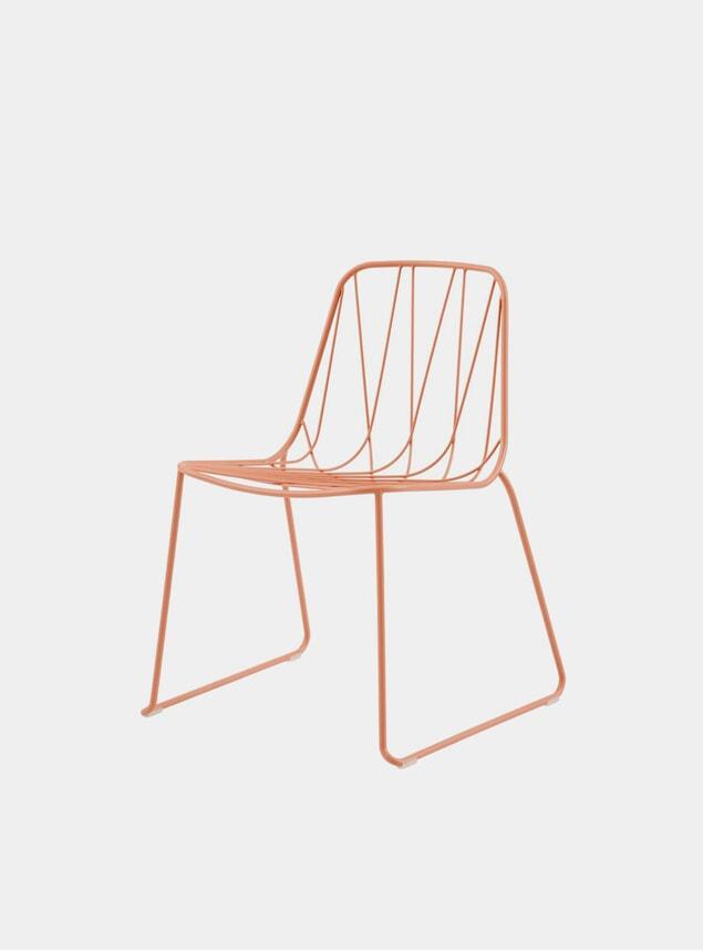 Salmon Chee Chair