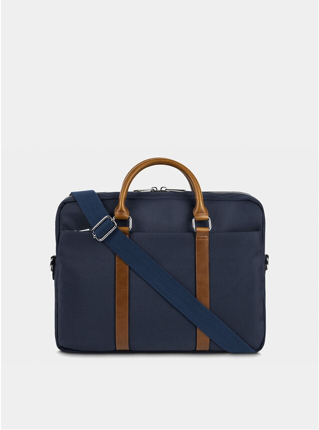 The Grand Blue Little Briefcase