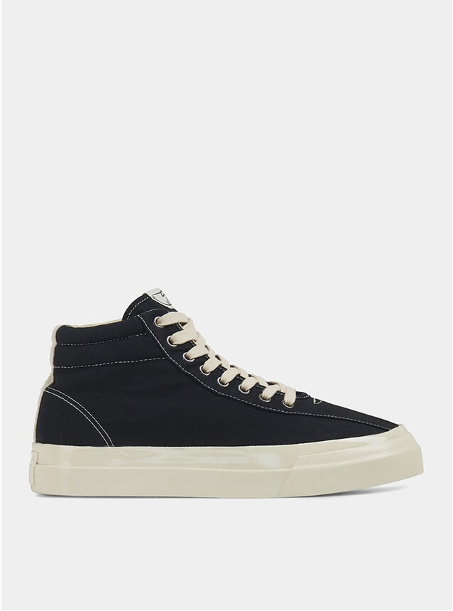 Black Canvas Varden Sneakers