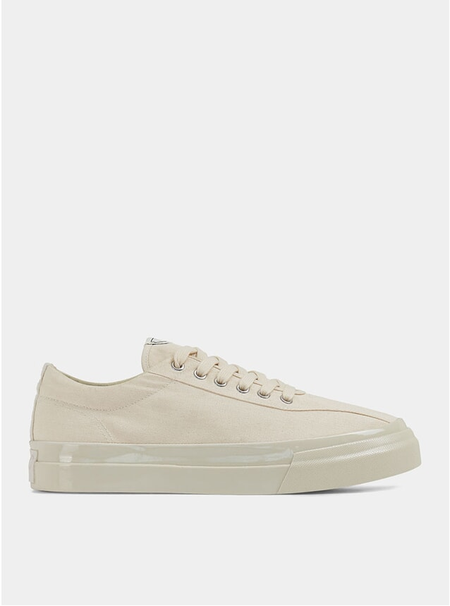 Ecru Raw Canvas Dellow Sneakers