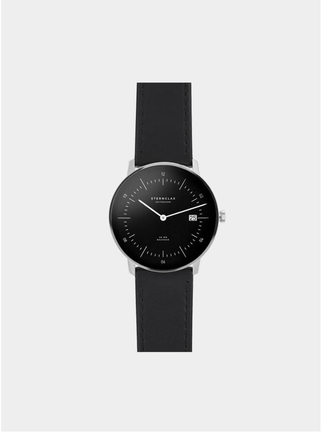 Black / Silver Naos Watch