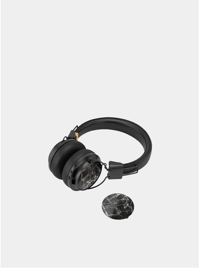 Black Regent Headphones