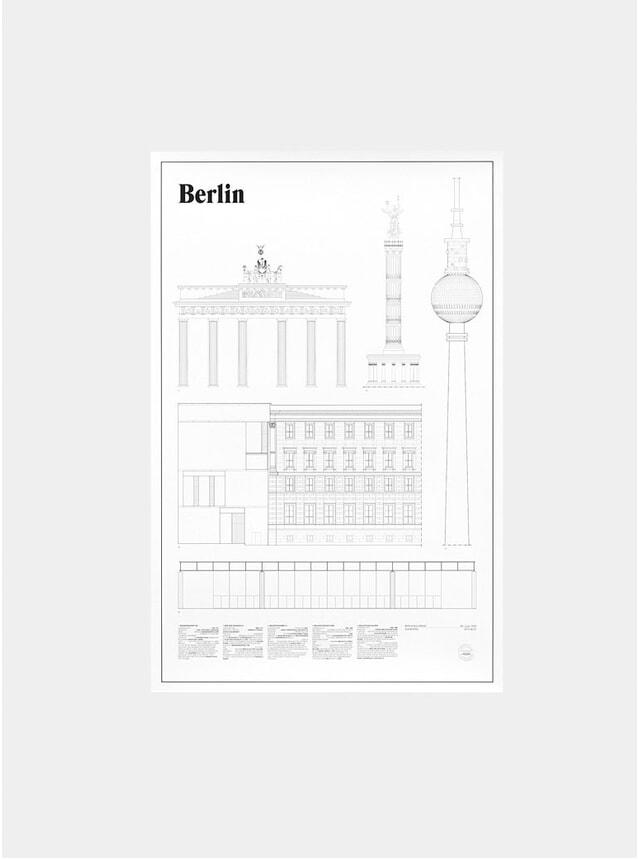 Berlin Elevations Print