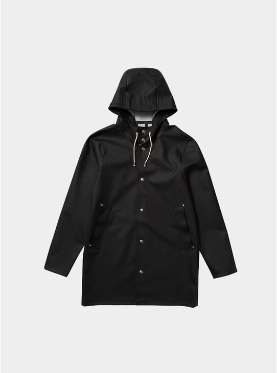 Black Raincoat