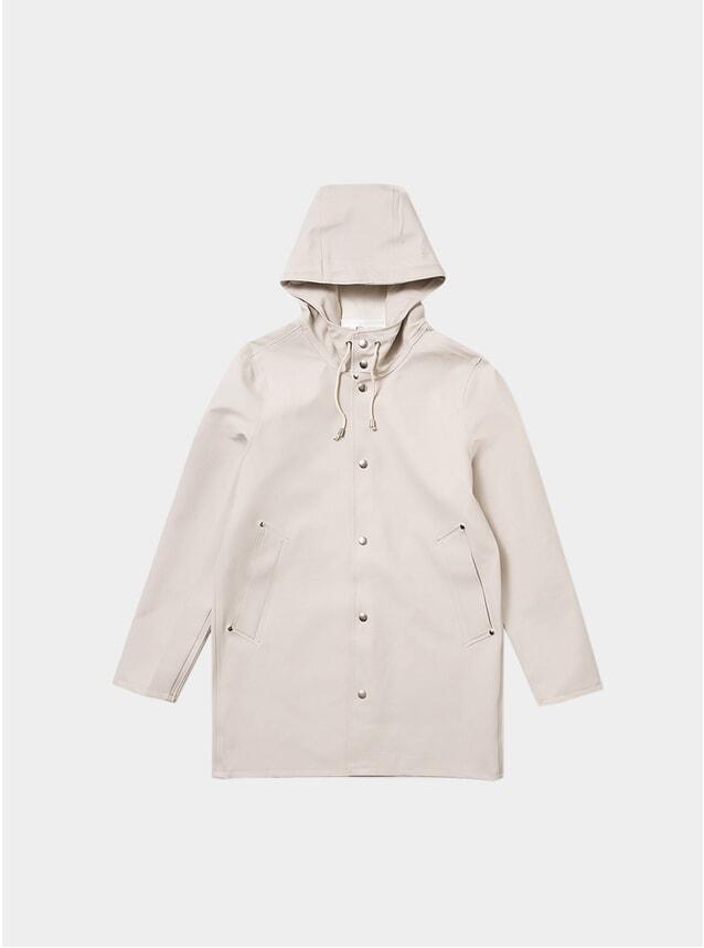 Light Sand Raincoat