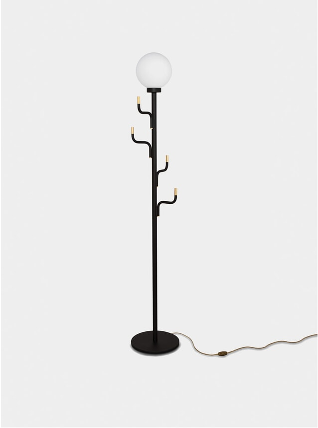 Black Big Darling Floor Lamp