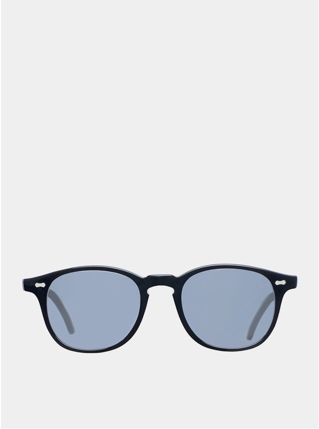 Black / Gradient Grey Shetland Sunglasses