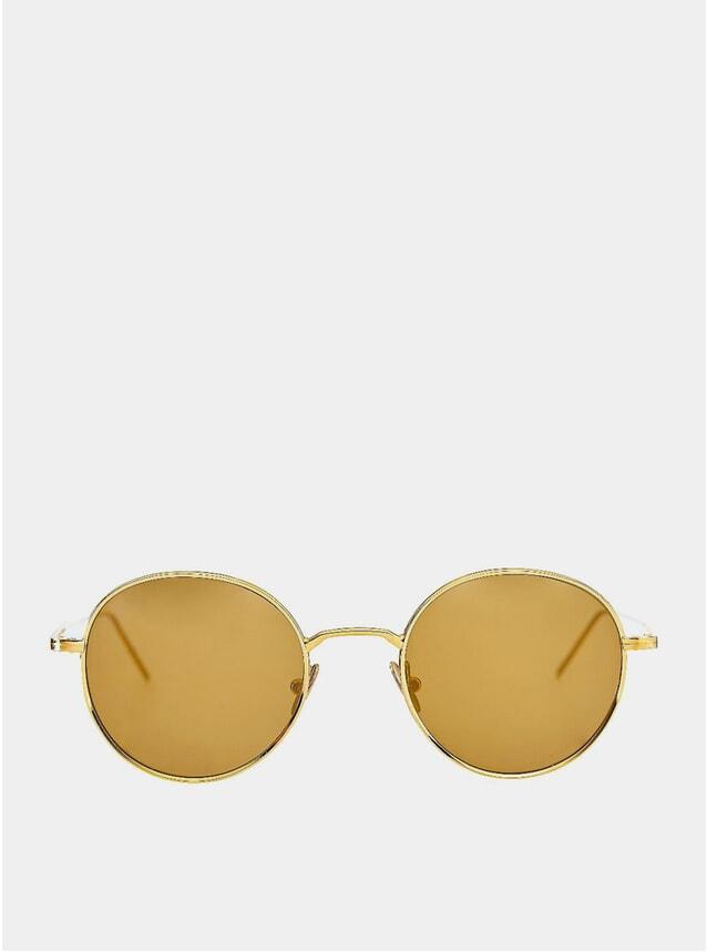 Gold / Tobacco Ulster Sunglasses
