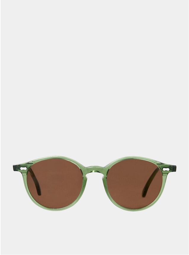 Green / Tobacco / Cran Sunglasses