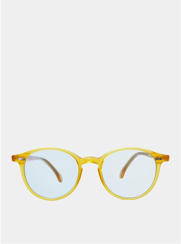 Honey / Blue Cran Sunglasses