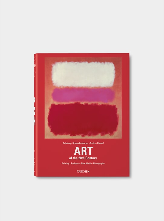 Art of the 20th Century Book