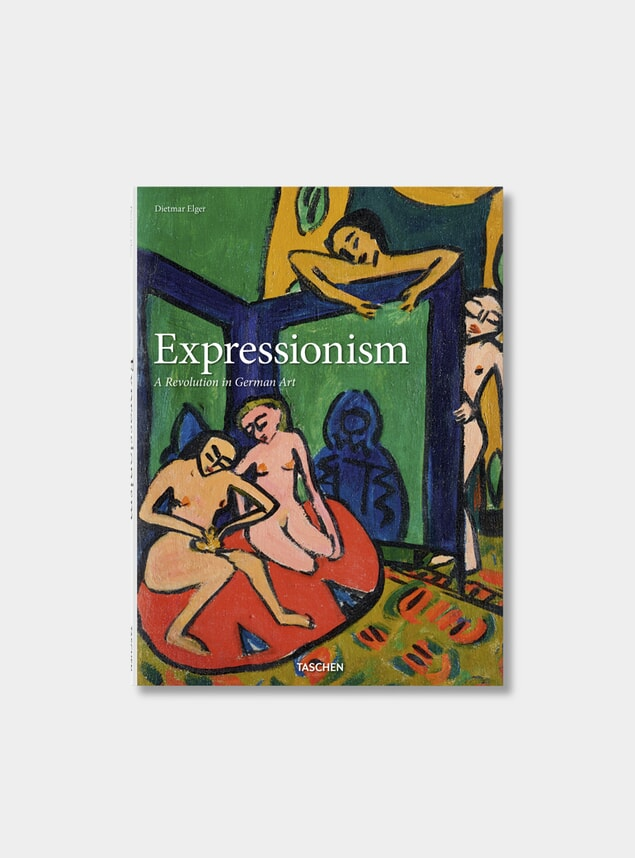 Expressionism. A Revoloution in German Art Book