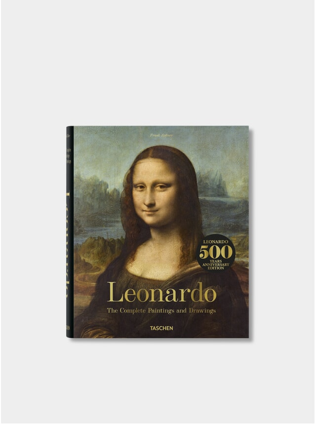 Leonardo. The Complete Paintings and Drawings Book