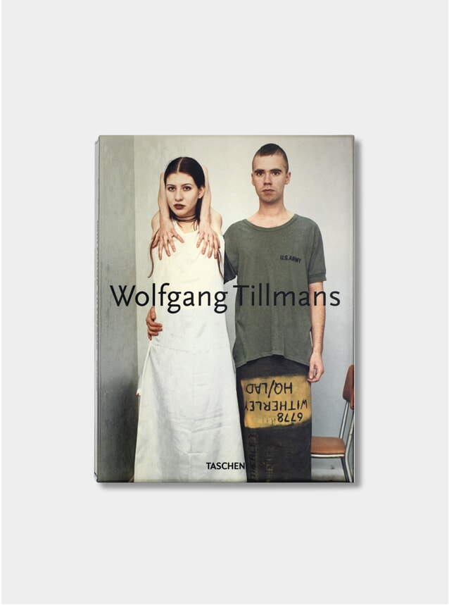 Wolfgang Tillmens Book