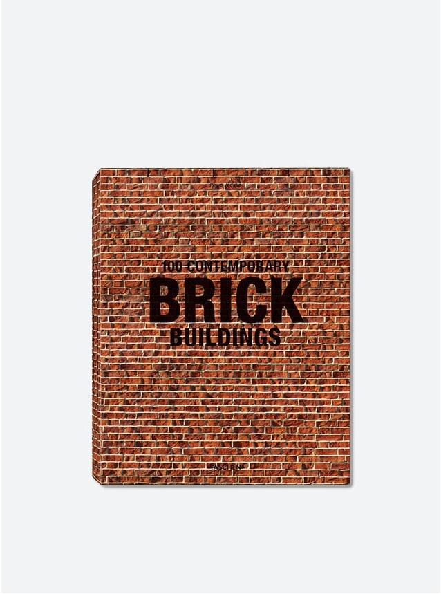 100 Contemporary Brick Buildings Book