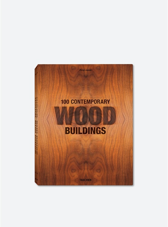 100 Contemporary Wood Buildings Book