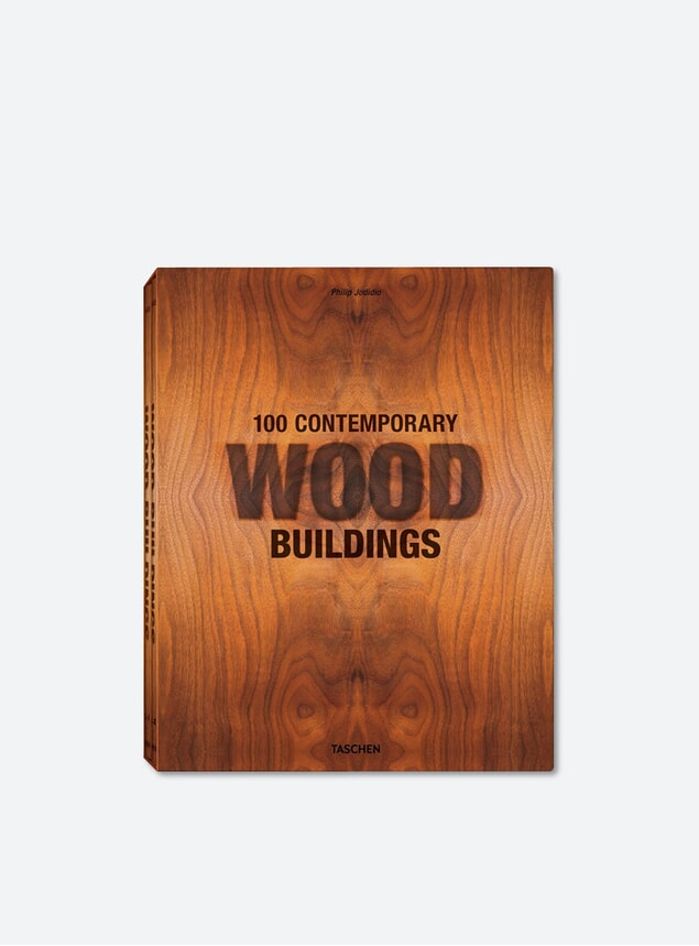 100 Contemporary Wood Buildings Book