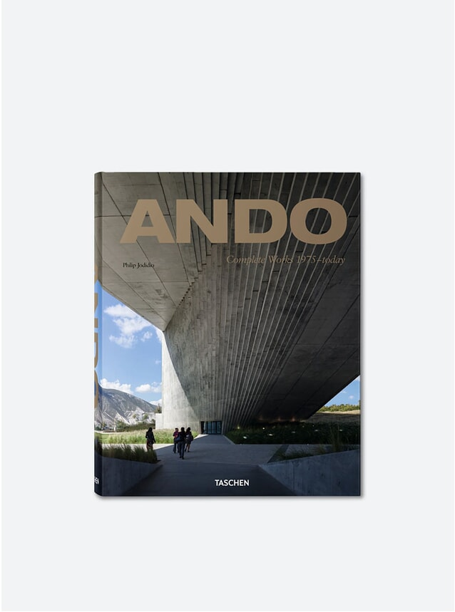 Ando: Complete Works 1975 - Today Book
