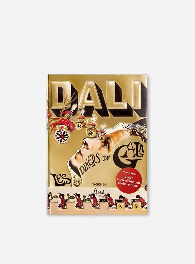 Dalí: Les Dîners De Gala Book