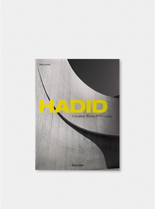 Hadid Complete Works 1979 - Today Book