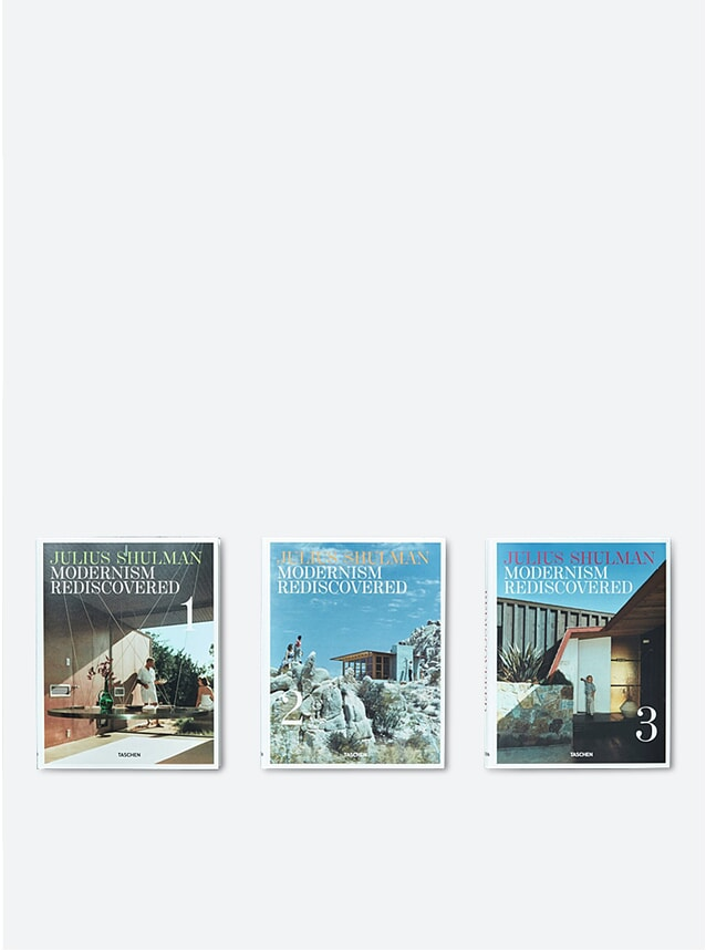 Julius Shulman: Modernism Rediscovered Book