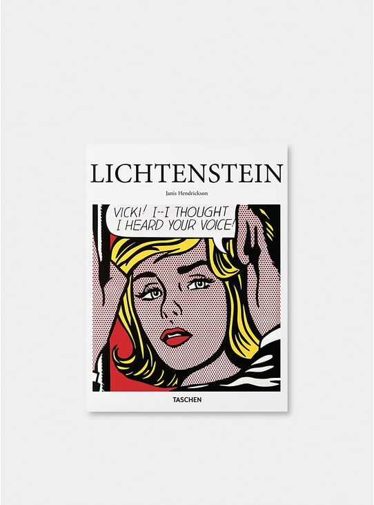 Lichtenstein Book
