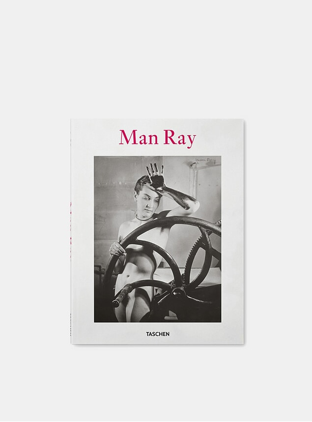 Man Ray Book