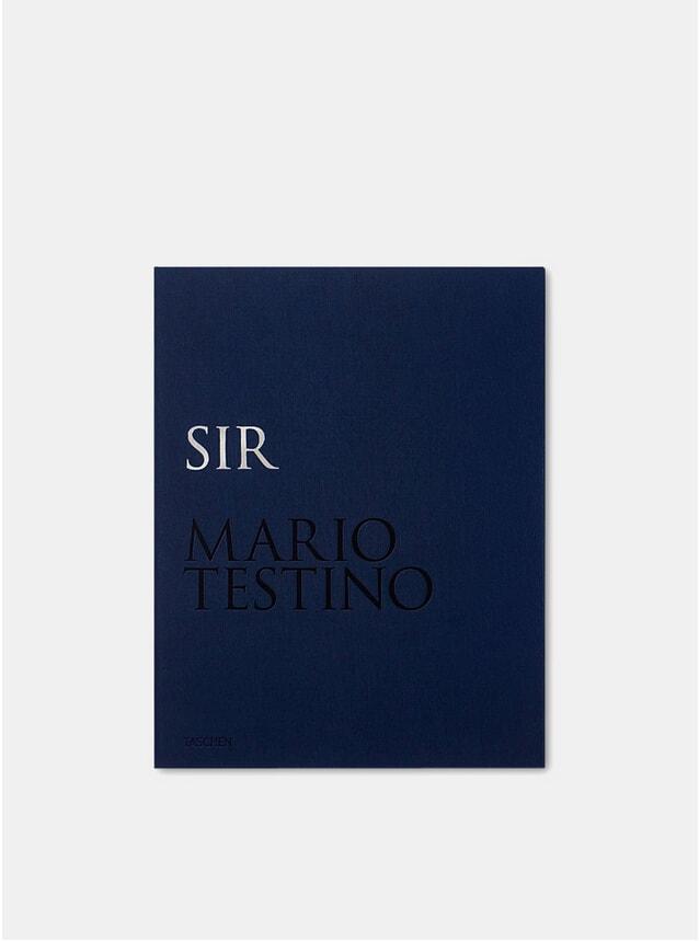 Mario Testino: SIR Book