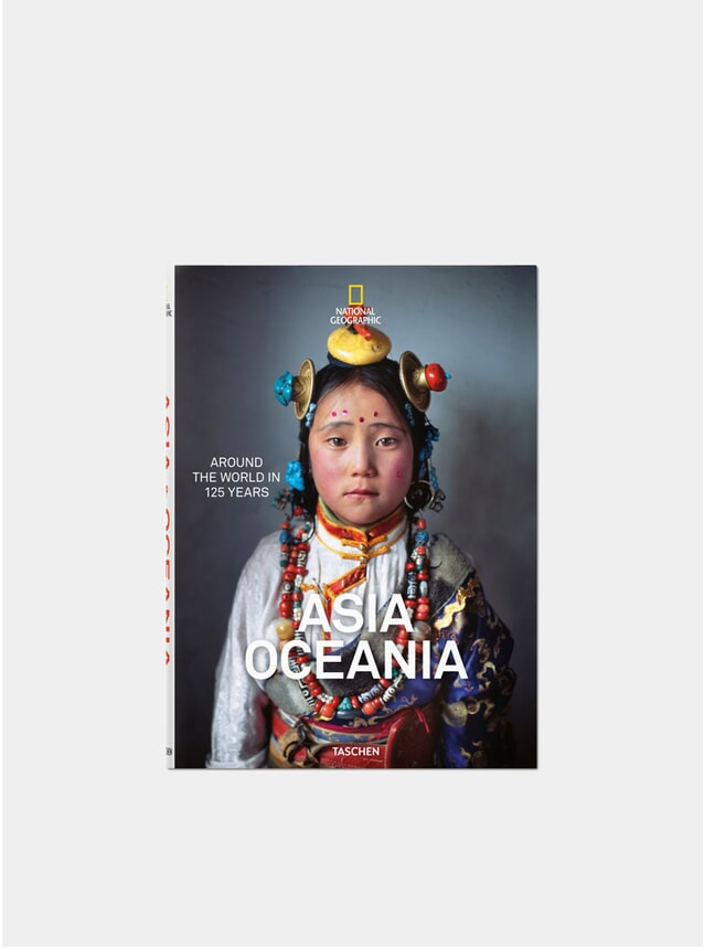 National Geographic: Around the World in 125 Years. Asia & Oceania Book