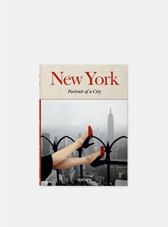 New York: Portrait of a City Book