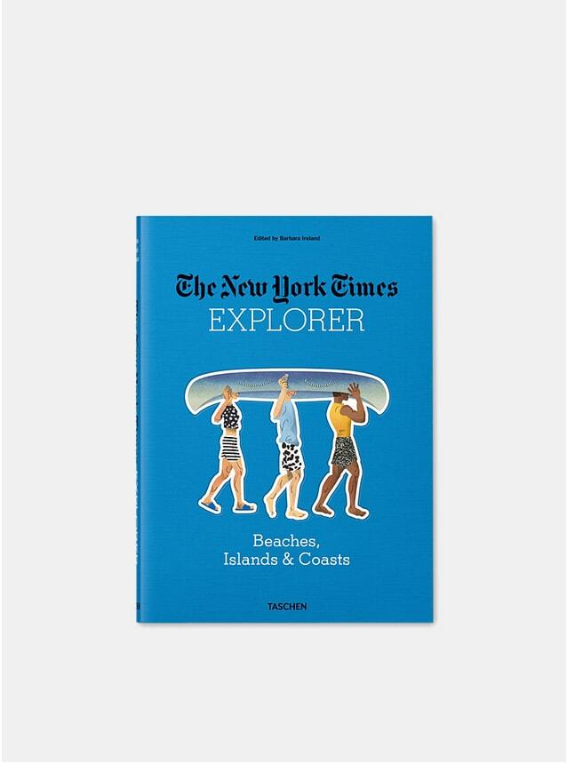 NYT Explorer: Beaches, Islands & Coasts Book